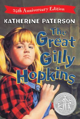 The Great Gilly Hopkins book jacket