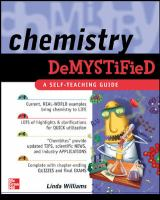 Chemistry demystified