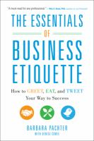 The Essentials of Business Etiquette