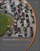 Business Driven Technology catalog