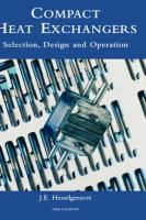 Compact heat exchangers [electronic resource] : selection, design, and operation