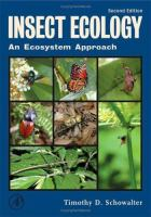 Insect ecology [electronic resource] : an ecosystem approach