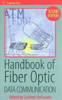 Handbook of fiber optic data communication [electronic resource]