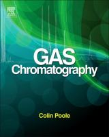 Gas chromatography [electronic resource]