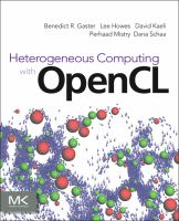 Heterogeneous computing with OpenCL [electronic resource]