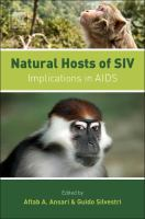 Natural hosts of SIV [electronic resource] : implication in AIDS