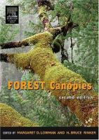 Forest canopies [electronic resource] : edited by Margaret D. Lowman, H. Bruce Rinker.