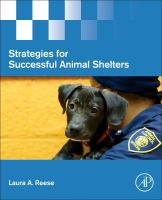 Strategies for successful animal shelters /
