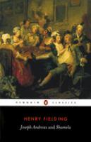 Cover of the book Joseph Andrews; and, Shamela