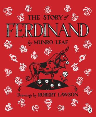 The Story of Fredinand(book-cover)