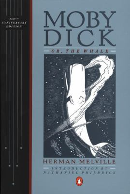 Cover Image for moby-dick, or, the whale by herman melville