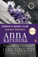 Cover Image of Anna Karenina