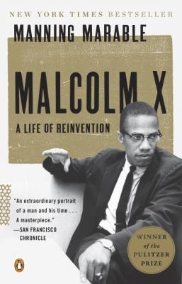 cover of the book Malcolm X