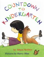 Book Cover image of Countdown to kindergarten