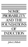 Nomic probability and the foundations of induction [electronic resource]