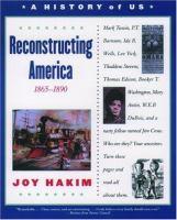 Reconstructing America