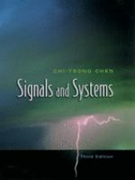 Signals and systems [electronic resource]
