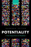 Potentiality : from dispositions to modality