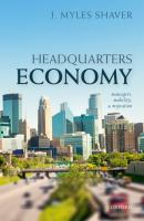 Headquarters economy : managers, mobility, and migration /