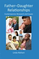 Father-daughter relationships [electronic resource] : contemporary research and issues