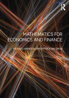 Mathematics for economics and finance [electronic resource]