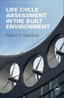 Life cycle assessment in the built environment [electronic resource]