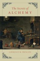 The secrets of alchemy [electronic resource]