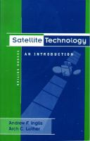 Satellite technology [electronic resource] : an introduction