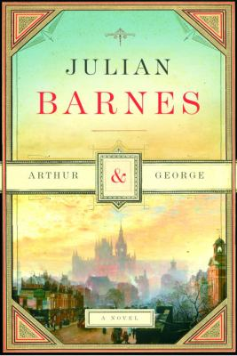 Cover art for Arthur & George