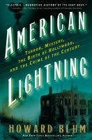 Cover Image of Amercan Lightning