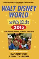 Walt Disney World With Kids 2013