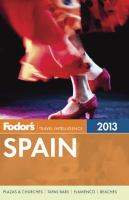 Fodor's 2013 Spain