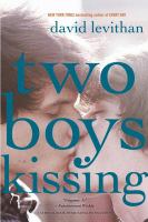 Cover of the book Two boys kissing