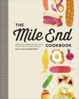 The Mile End Cookbook