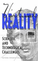 Virtual reality [electronic resource] : scientific and technological challenges