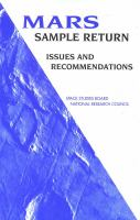 Mars sample return [electronic resource] : issues and recommendations