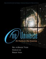 One universe [electronic resource] : at home in the cosmos