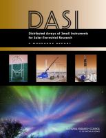 Distributed arrays of small instruments for solar-terrestrial research [electronic resource] : report of a workshop