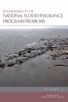 Affordability of national flood insurance program premiums. Report 2