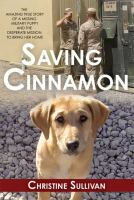 Cover Image of Saving Cinnamon