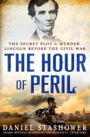 Cover Image of Hour of peril