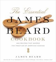 The Essential James Beard Cookbook