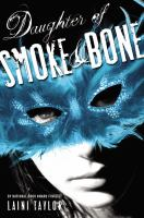 Cover of the book Daughter of smoke & bone