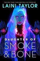 Cover of Daughter of Smoke & Bone by Laini Taylor