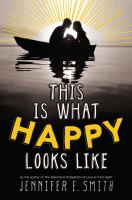 Cover of the book This is what happy looks like