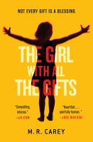 The girl with all the gifts cover image