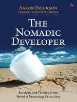 The Nomadic Developer catalog link