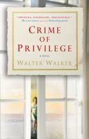 Crime of Privilege