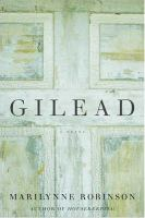 Cover of the book Gilead