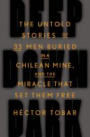 Deep down dark : the untold stories of 33 men buried in a Chilean mine, and the miracle that set them free cover image